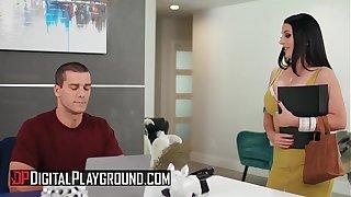 (Ramon Nomar, Angela White, Gianna Dior) - Exposure Scene 3 - Digital Playground