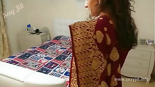 Indian sister in play the part cheats on husband with brother family copulation sandal kamasutra desi chudai POV Indian