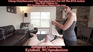 Kneading From My Girlfriends Hot Mom Attaching 2 Christina Sapphire