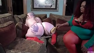 BBW Venus get KiKi Kreamm to channel pt 1