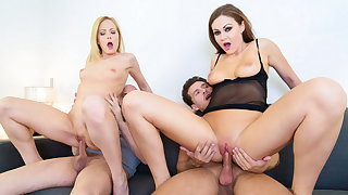 VipSexVault - Systematize Sex Consolation With Tina Kay & Sicilia