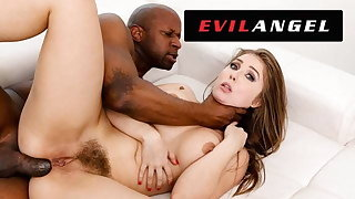 EvilAngel - Lena Paul Fills On all sides of Holes With BBC