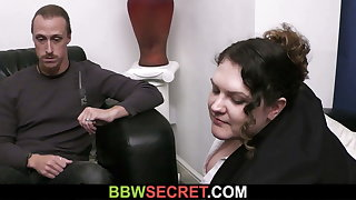 Become man finds busty bitch riding his cheating cock
