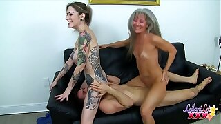 She's Moving In! TRAILER (a taboo threesome)