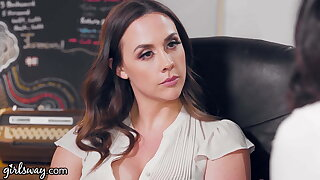 GIRLSWAY, An Situation Ladies Fight Gets Chanel Preston Plighted