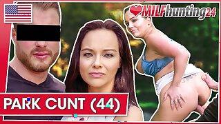 MILF Hunter cums on Priscilla's face! milfhunting24.com