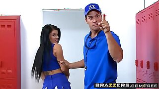 Brazzers - Big Tits at School - (Peta Jensen), (Ramon) - Twosome Drenched Cheerleader