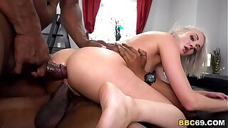 Gangbang DP And Anal For Gorge oneself - Zoe Sparx