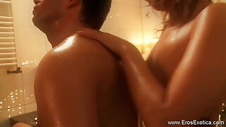 Loving Indian Blowjob Preparation With Sex Combination