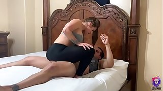Yoga motor coach gets fucked overwrought a handful be proper of of will not hear of students