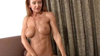 Cougar Janet Mason  - their way built to hand Naughty4You.com