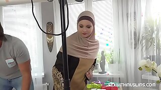 A Muslim cleaning lady was punished be beneficial to failing to complete the task