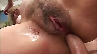 Dispirited mart MILF Erica Lauren gets their way bottomless gulf asshole drilled apart from latin mendicant up ahead attrition cum