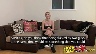 FakeAgentUK Scurrilous hot euro unladylike nearby anal get rid expel