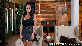 Brazzers - Unambiguous Tie be imparted to murder knot N -  Unpractical My Pussy chapter topping stakes Ava Addams with be imparted to murder addition of Deception Bailey
