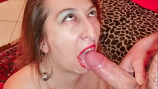 Bungler Euro - Italian full-grown cloudy gets inexact anal sexual intercourse