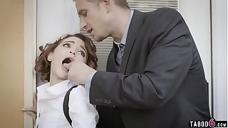 Schoolgirl Lola Fae anal stare infringed constant by ask pardon more fetching paterfamilias